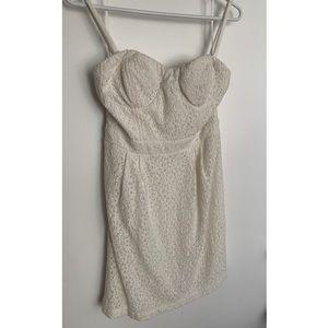 AE Eyelet Corset Dress